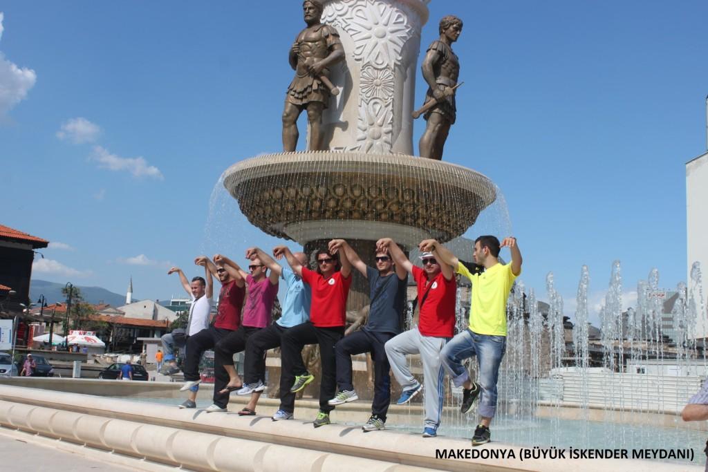 Yurtdışında Anadolu Folklor