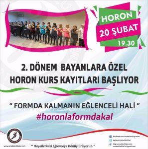 2017 Horon Kursu Anadolu Folklor